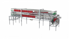 I-DBC202 - i-buffer conveyor