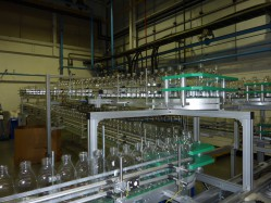 DBC202 Buffer conveyor in action