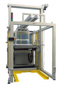 DP200 Semi automatic palletizer