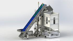 DSB250 - Tumble pack - silo loading unit