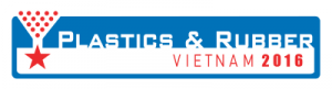 Plastics and rubber Vietnam 2016 Logo