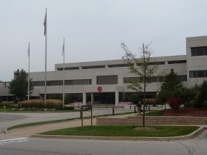 UL headquarters in Northbrook