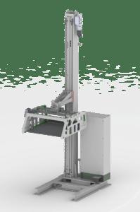 DP409 - Modularna komponenta za paletiranje za proizvode male visine