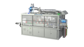 DPC403 - Plasma coater for bottles