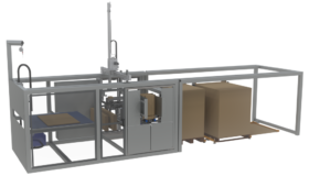 DPR200 - Pallet assembly robot