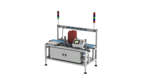 DCW100 - Checkweigher for containers