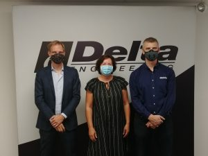Posjeta konzula @ Delta Engineering Inc