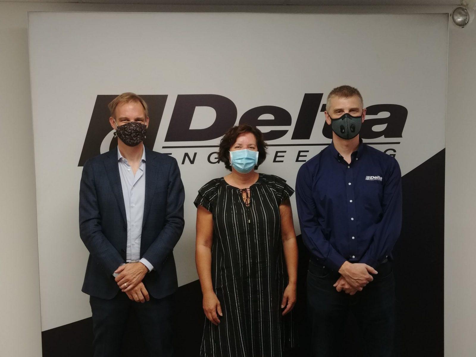 Delta Inc 2020
